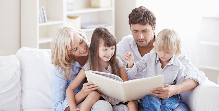 Knygos, kurios padės tapti geresniais tėvais