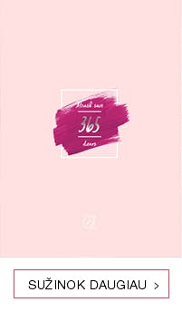 Darbo knyga ATRASK SAVE: 365 DIENOS