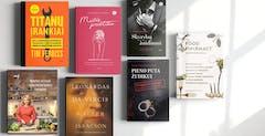 7 pažadai sau šį pavasarį, kurį įgyvendinti padės knygos