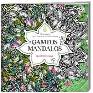 Gamtos_mandala_3D