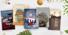 Ką skaityti šią savaitę? Rugpjūčio 8 – 14 d. knygų naujienos