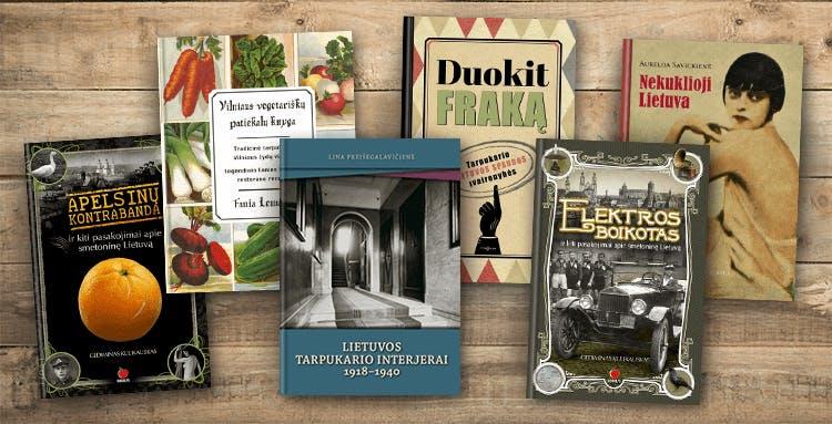 6 įdomiausios knygos apie tarpukarį