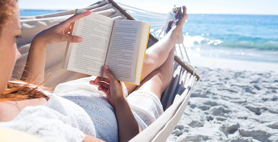 7 geriausios knygos vasarai