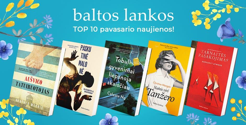 Baltos Lankos naujienos