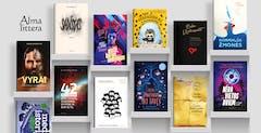 Alma Littera knygų mugės naujienos