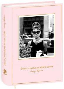 Audrey Hepburn Užrašinė