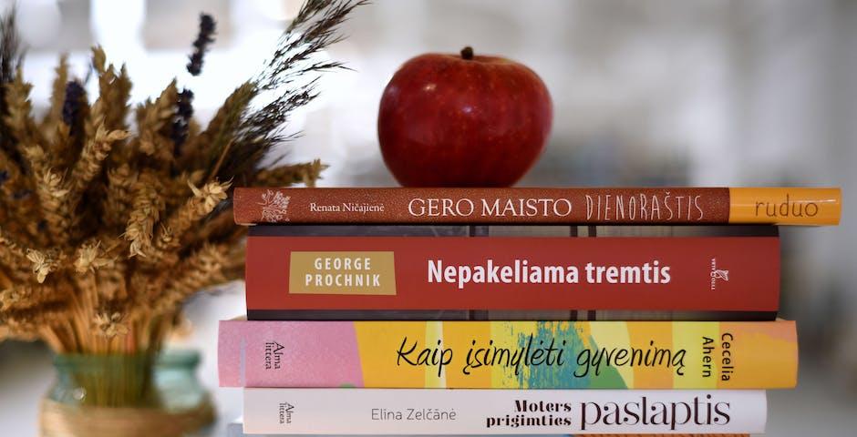 Savaitės geriausios: rugpjūčio 22 – 28 d. knygų naujienos