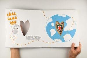 """Knygos """"Širdelėje mano"""" vidiniai puslapiai 1"""