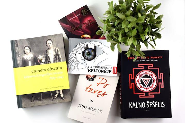 Ką skaityti šią savaitę? Liepos 25 – 31 d. knygų naujienos