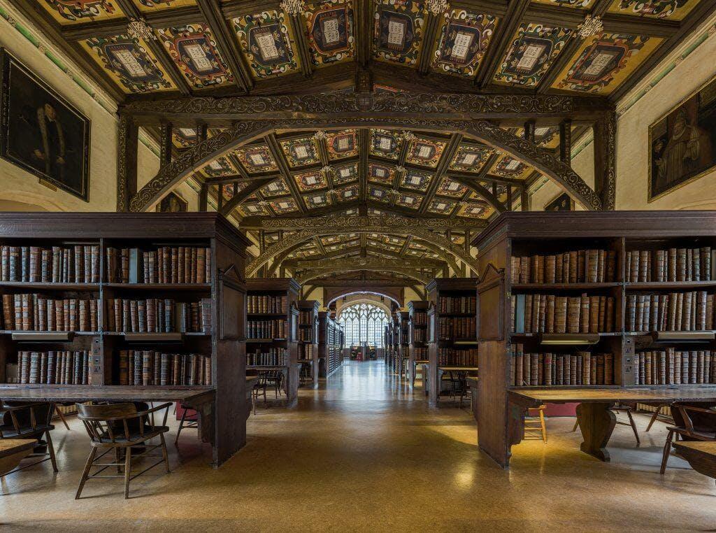Bodlėjaus biblioteka