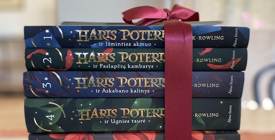 Hario Poterio serija