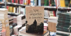 Apie ungurius ir žmones
