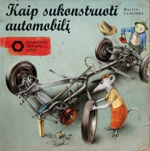 Kaip sukonstruoti automobilį