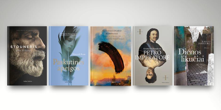 Penkmečio literatūros tendencijos