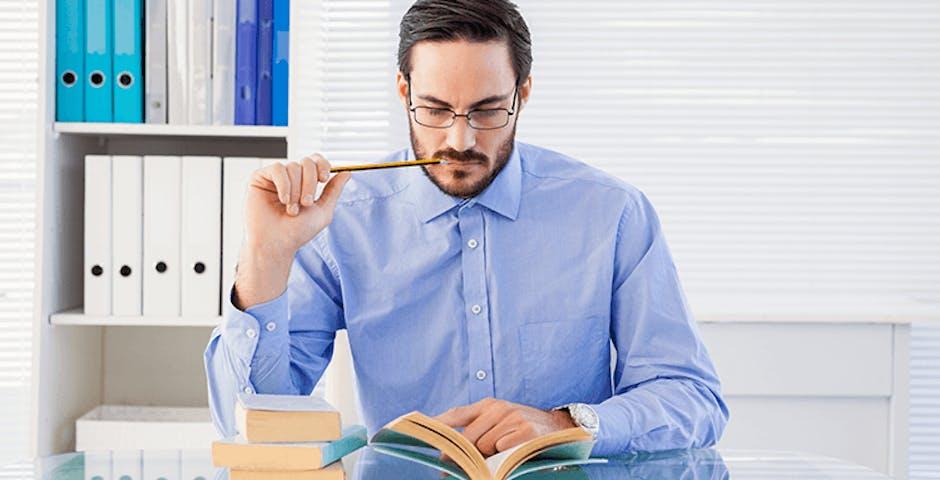 Kaip skaito lyderiai? Patarimai kaip skaityti efektyviai