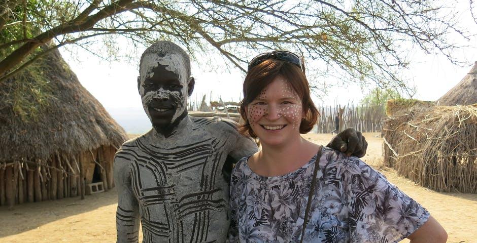 Apie Afrikos žmones ir žvėris