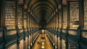 Trinity biblioteka