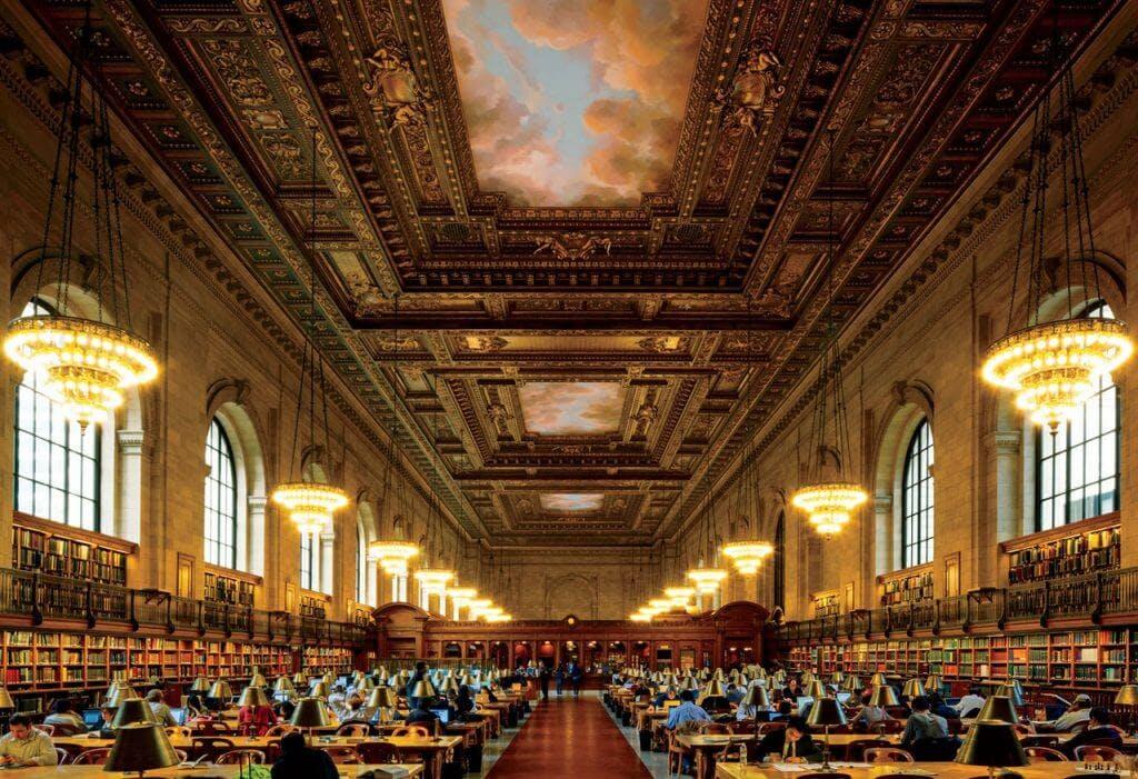 Niu Jorko viešoji biblioteka