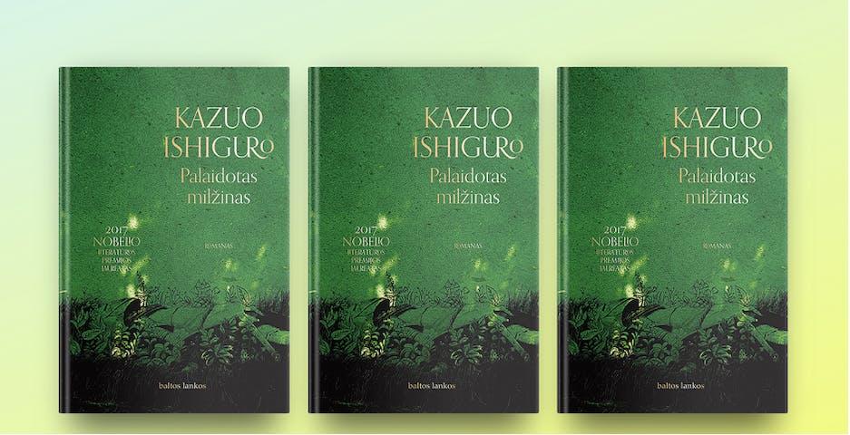 Palaidotas Milžinas Kazuo Isiguro