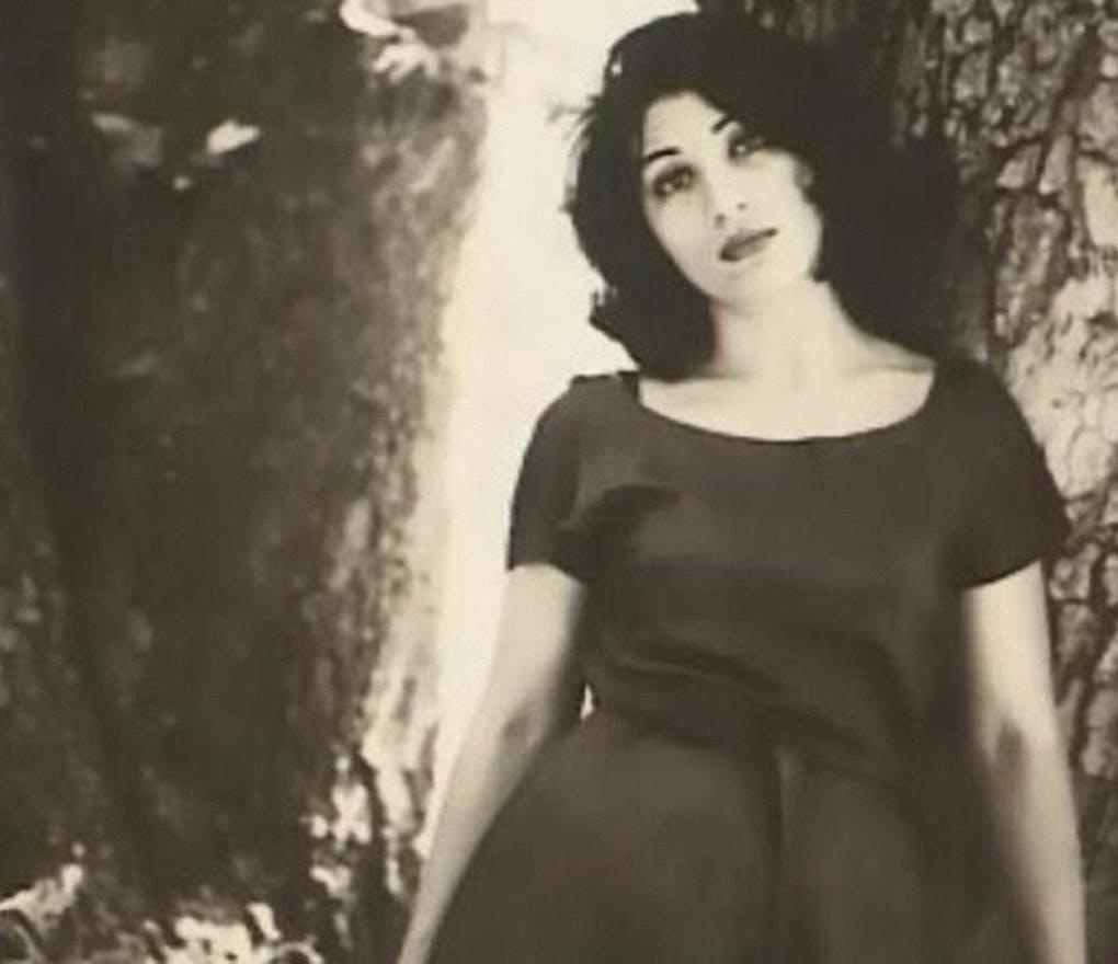 Irano poetė Forugh Farrokhzad