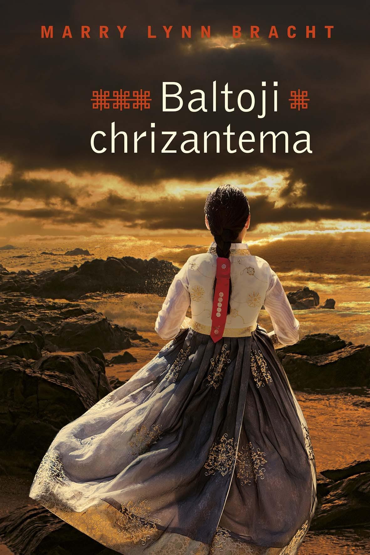 BALTOJI CHRIZANTEMA: elegantiškas, emociškai sukrečiantis ir istoriškai tikslus romanas