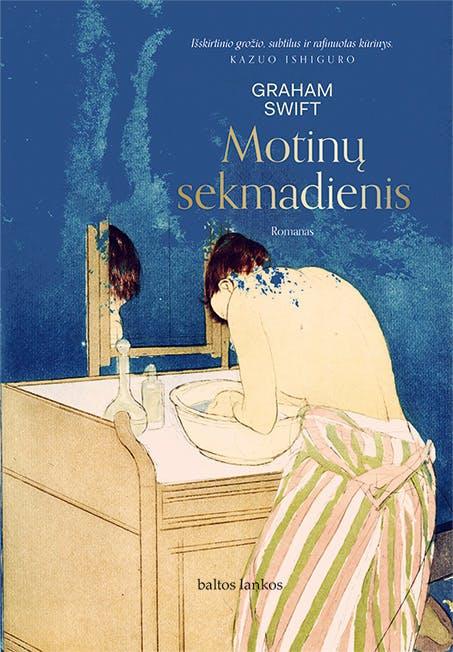 MOTINŲ SEKMADIENIS: įstabiai poetiška istorija apie trapias gijas, siejančias dviejų žmonių būtį, savojo balso paieškas ir moters išsilaisvinimą – intelektualinį, socialinį ir seksualinį