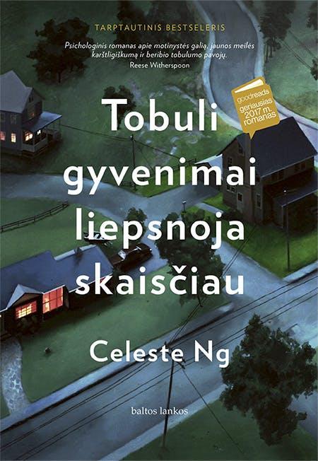"""TOBULI GYVENIMAI LIEPSNOJA SKAISČIAU. Geriausias """"Goodreads"""" 2017 m. romanas"""