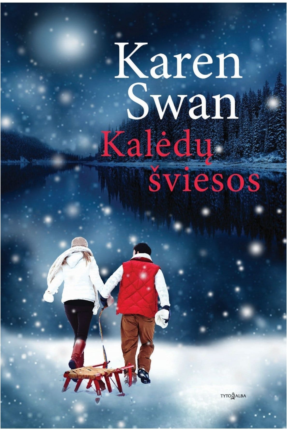 KALĖDŲ ŠVIESOS: apie pasirinkimą, kuris nulemia gyvenimą, apie meilę, kuri trunka ir po mirties, ir apie Kalėdas – šventę, kuri viską nušviečia ypatinga šviesa