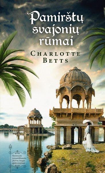 PAMIRŠTŲ SVAJONIŲ RŪMAI: šią knygą reikia skaityti lėtai – tik taip pavyks pasimėgauti spalvingosios Indijos vaizdais, kvapais ir garsais